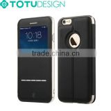 TOTU Trending Hot Products High Quality Flip design Leather Cell Phone Cases for iphone 6