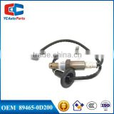 89465-0D200 894650D200 Oxygen Sensor Lambda Probe O2 Sensor Air Fuel Ratio Sensor For Toyota Yaris Vios