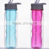 Double wall tritan water bottle