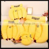stuffed plush toy fruit banana soft toy