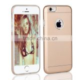 2016 new products metal tpu hybrid case for iphone 6s plus cover fast shipping                                                                                                         Supplier's Choice