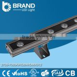 High Power And Brightness 36W LED Outdoor RGB Wall Washer Exterior Lighting Use For Building