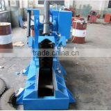 waste tyre quality Waste Tire Cutting Machine Tire Shredder XKP-560