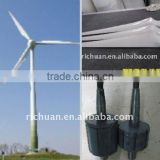 2014 new Low start-up wind speed 3kw,5kw,10kw permannet magnet motor ,small wind generator for boat