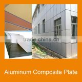 Aluminum cladding panel prime quality PVDF paint in different color over 20 years guarantee