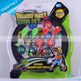 Indoor and Outdoor Game for Kids Velcro Ball Dart Game