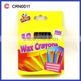 48pcs custom wax color oil bulk crayon set