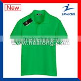 Custom Made Blank T-Shirts Wholesale Men Shirts Green Color