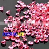 Best price CZ gem stone round Cubic Zirconia, synthetic CZ gem stone ikn bulk For Jewelry
