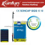 16L Knapsack rechargeable battery pump, electric sprayer for Agriculture farm &garden(KF-16C-2)