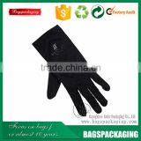 Comfortable cleaning custom printed microfiber gloves