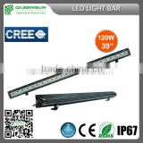 120w led light bar,10w led light bar cree chip,high power wholesale led driving bar SRLB120-C3