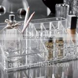alibaba square transparent skin care display holder