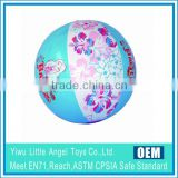 2015 promotional inflatable kids toys PVC balloon ball