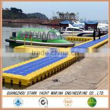Guangzhou factory jet ski floating dock prices for sale