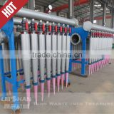 Paper stock preparation pulp sand removal machine