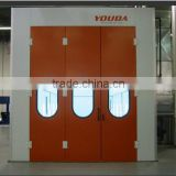 Cheap paint booth, spray paint booth, used car paint booth for sale