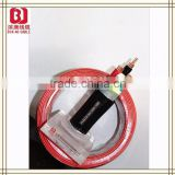 600/1000V copper/aluminium core STA PVC sheathed power cable for hair straightener