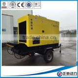 100kva portable diesel generator with Cummins engine                                                                         Quality Choice