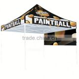auto roof tent advertising use aluminum folding canopy pop up display tent tent with sides