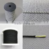 Kevlar industrial rope / aramid rope braided / highly cord