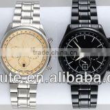 China wholesale men wrist watch mechanical R997 manufacture,stainless steel back water resistant