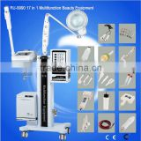 Pain Free Hotselling Beauty Equipment 17 In 1 Multifunction Facial Beauty Equipment Cynthia RU9990 Quality Choice CE
