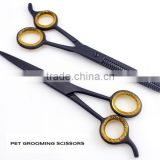 Professional Left Handed Pet Grooming Scissors / Pet Grooming Barber Scissors / Pet Grooming Thinning Scissor / Pet Scissor Set