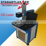 Chinese Manufacturer Provide CO2 Laser Marking Machine for Food and Beverages Packaging Produce