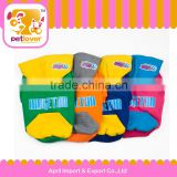 Hot wholesale dog clothes factory direct winter pet accessories