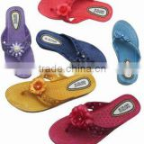 Woman beautiful jelly slippers women jelly shoes