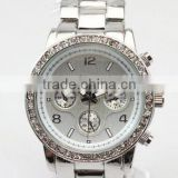 Stainless steel wrist role watches men