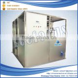 Dry ice plant professional ice maker evaporator industrial plate ice making machines for sale