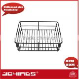 Metal Wire Basket /Iron Basket with Powder Coating Finish for Storage