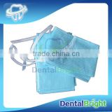 Disposable dental bibs for medical treatment use                                                                         Quality Choice