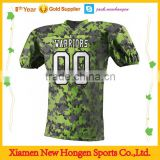 Custom camo american football jerseys\american football uniforms