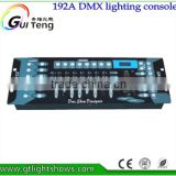 DMX Disco 192 Controller / dmx lighting console / free dmx lighting control