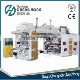 Changhong Mini CI type 6 colour Paper Flexo Printing Machinery