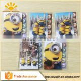 wenzhou Wholesale cute cartoon Pegman combined sticky notes for office and school