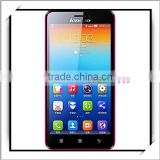 "Lenovo S850 5.0"" 1GB 16GB MTK6582 Quad Core 1.3GHz Android 4.4 WCDMA GSM Bar Mobile Phone Pink"