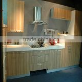American style birch/white ash plywood kitchen cabinet
