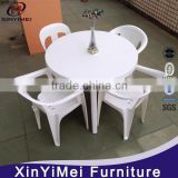 Quality guarranteed stackable plastic table