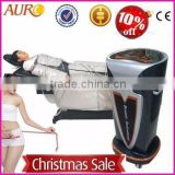Au-7009 pressotherapy infrared slimming beauty equipment