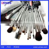 2015 Buy colored make up brushes private label cosmetics air brush