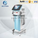 Bestview laser Quick fat removal diode laser women thick belly fat removal weight loss machine