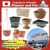 Fashionable and Versatile small seed planter and pot for gardening , planter plate or pot plate also available