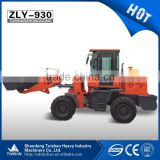3.0T european design cheap compact garden tractor with front loader ,DEUTZ diesel engine and hydraulic control