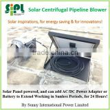 SN2015035 Sunny residential new type solar air blower centrifugal fan