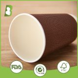 Customized Vertical Corrugated/ S Corrugated/ Diagonal Paper cup