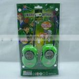 Kids plastic walkie talkie toy phone